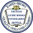 Karen Brown&rsquo;s Charming Hotels &amp; Trip Planning