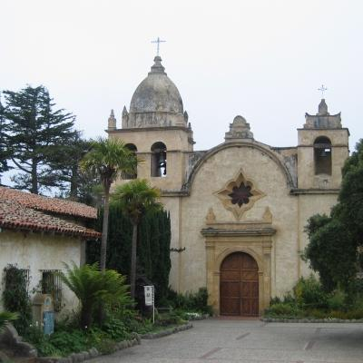 Carmel Mission, Carmel, California