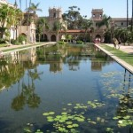 view from Botanical Building, Balboa Park