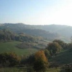 Panoramic View Country House Mater Natura