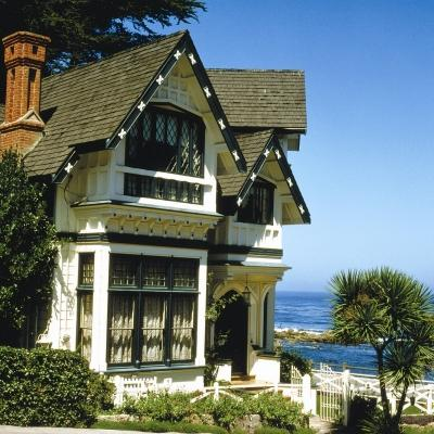 Green Gables Inn, Pacific Grove, California, Exterior