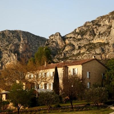 La Bastide de Moustiers - Karen Brown\'s World of Travel