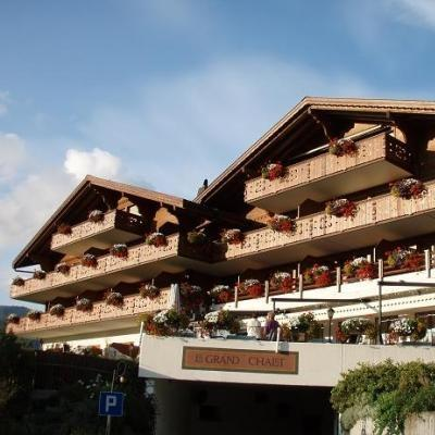 Gstaad , Switzerland