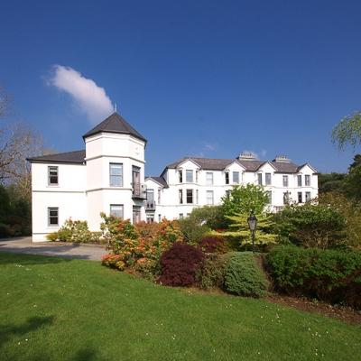 Seaview House Hotel, Ballylickey, Ireland - Facade