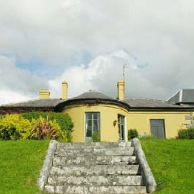 Ballinalacken Castle Country House Hotel, Doolin, Ireland - Facade