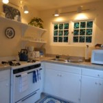Cottage Kitchen at Lincoln Green Inn Bed and Breakfast
