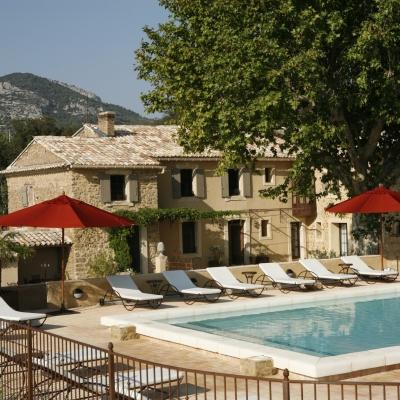 Le Clos Saint Saourde Bed and Breakfast, Provence, France