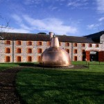 Old Midleton Distillery in County Cork