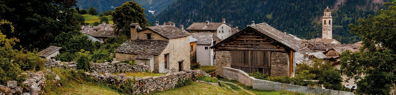 Switzerland-Graubunden-Soglio photo credit: Jan-Geerk