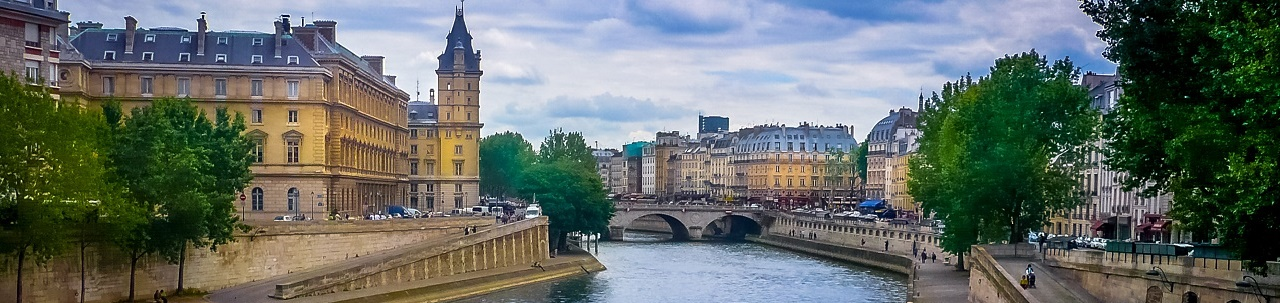 Ile de la Cite, Paris, Ile de France