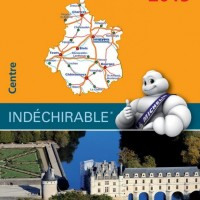 Michelin France Map 518 Center  Centre