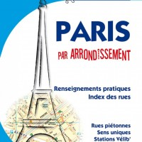 Michelin France Map 62 Paris by Arrondissement