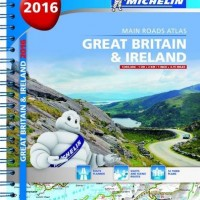 Michelin Great Britain Ireland Atlas