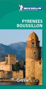 Michelin Green Guide Pyrenees Roussillon
