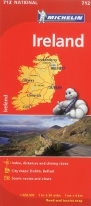 Michelin Ireland 712