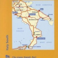 Michelin Italy Map 564 South