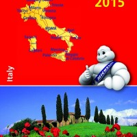 Michelin Italy map 735 2015