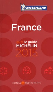 Michelin Red Guide France