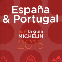 Michelin Red Guide Spain & Portugal  Espana & Portugal