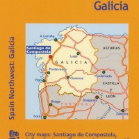 Michelin Spain 571 Northwest Galicia