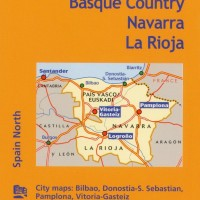 Michelin Spain 573 Basque Country Navarra La Rioja