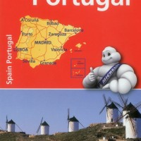 Michelin Spain & Portugal 734