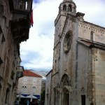 St Mark's Cathedral Korcula