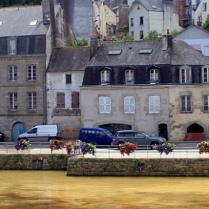 Quimperle, Brittany, France