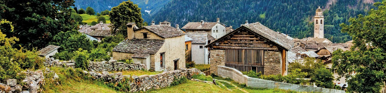 Soglio, Graubunden, Switzerland, photo credit: Jan Geerk