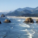 Cannon Beach, Oregon, Pacific Northwest