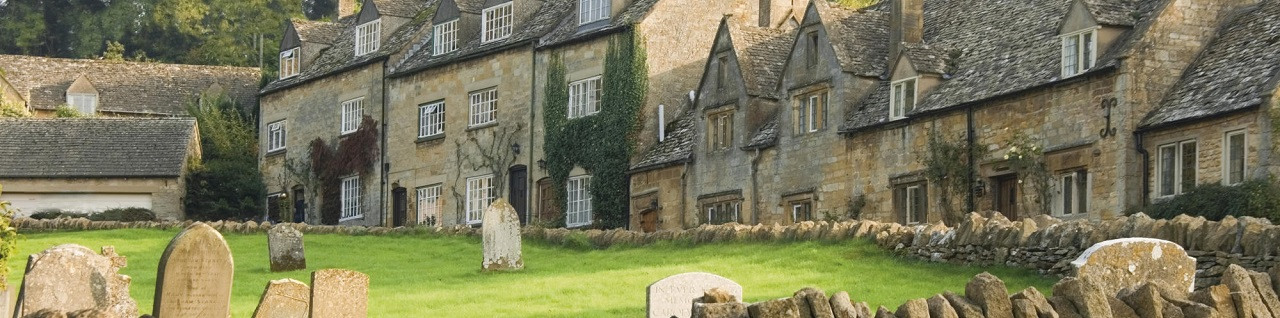 Snowshill Village, the Cotswolds, England, United Kingdom