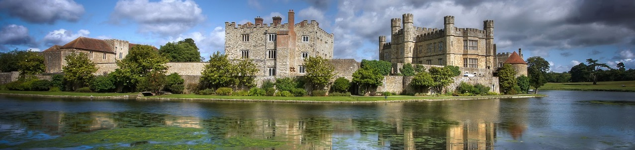 Leeds Castle, North Yorkshire, England