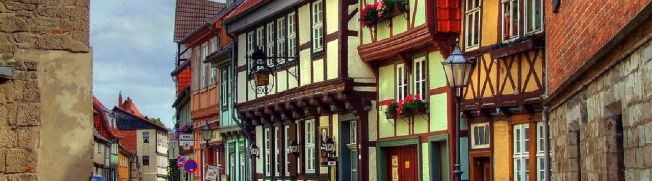 Quedlingburg, Germany