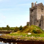Dunguaire Castle, Ireland The West