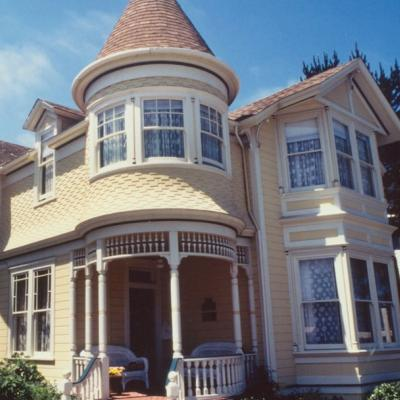 Gosby House Inn, Pacific Grove, California, Exterior