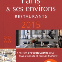 Michelin Red Guide Paris et ses Environs  Paris and surrounding areas